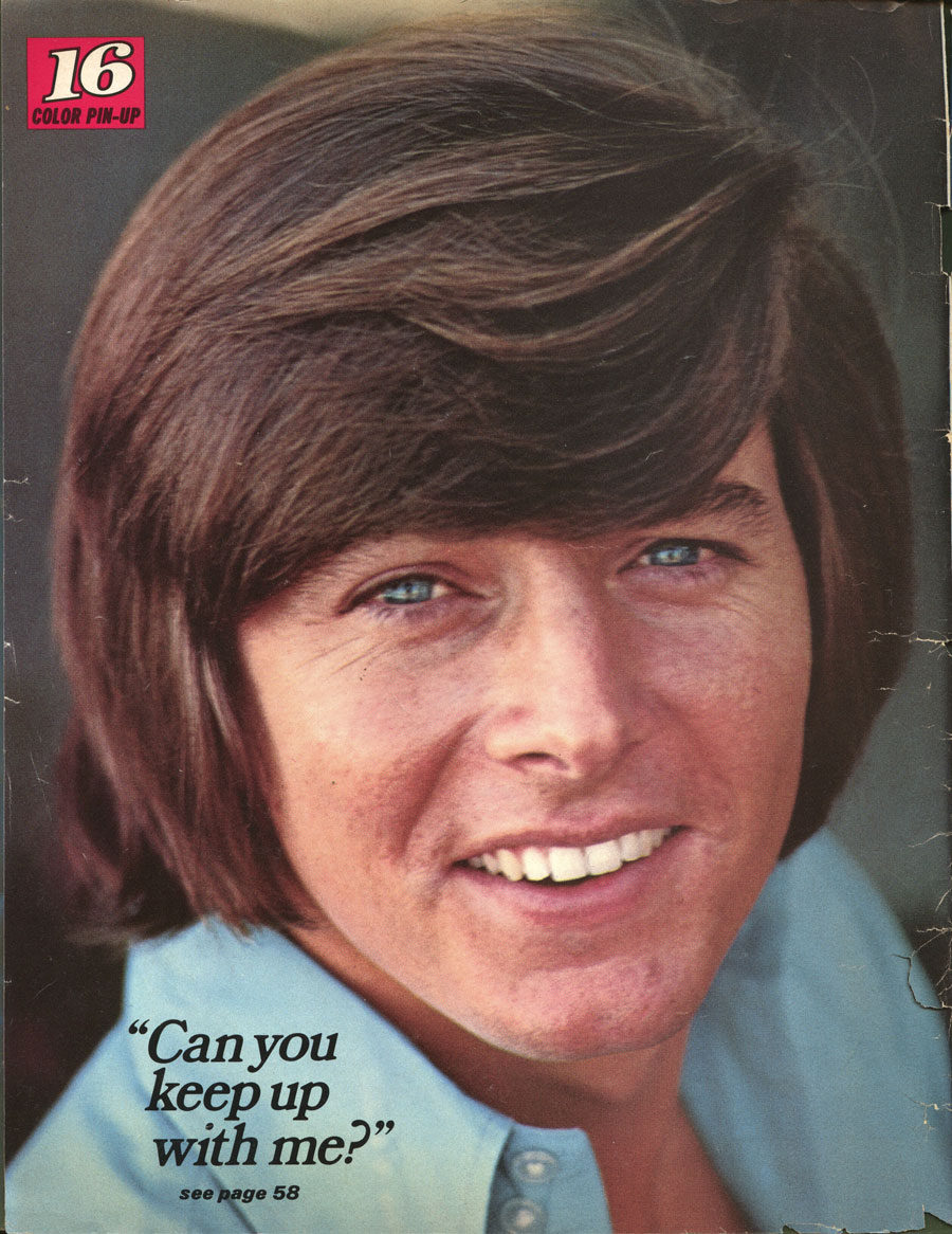 Congratulate, you bobby sherman shirtless right!