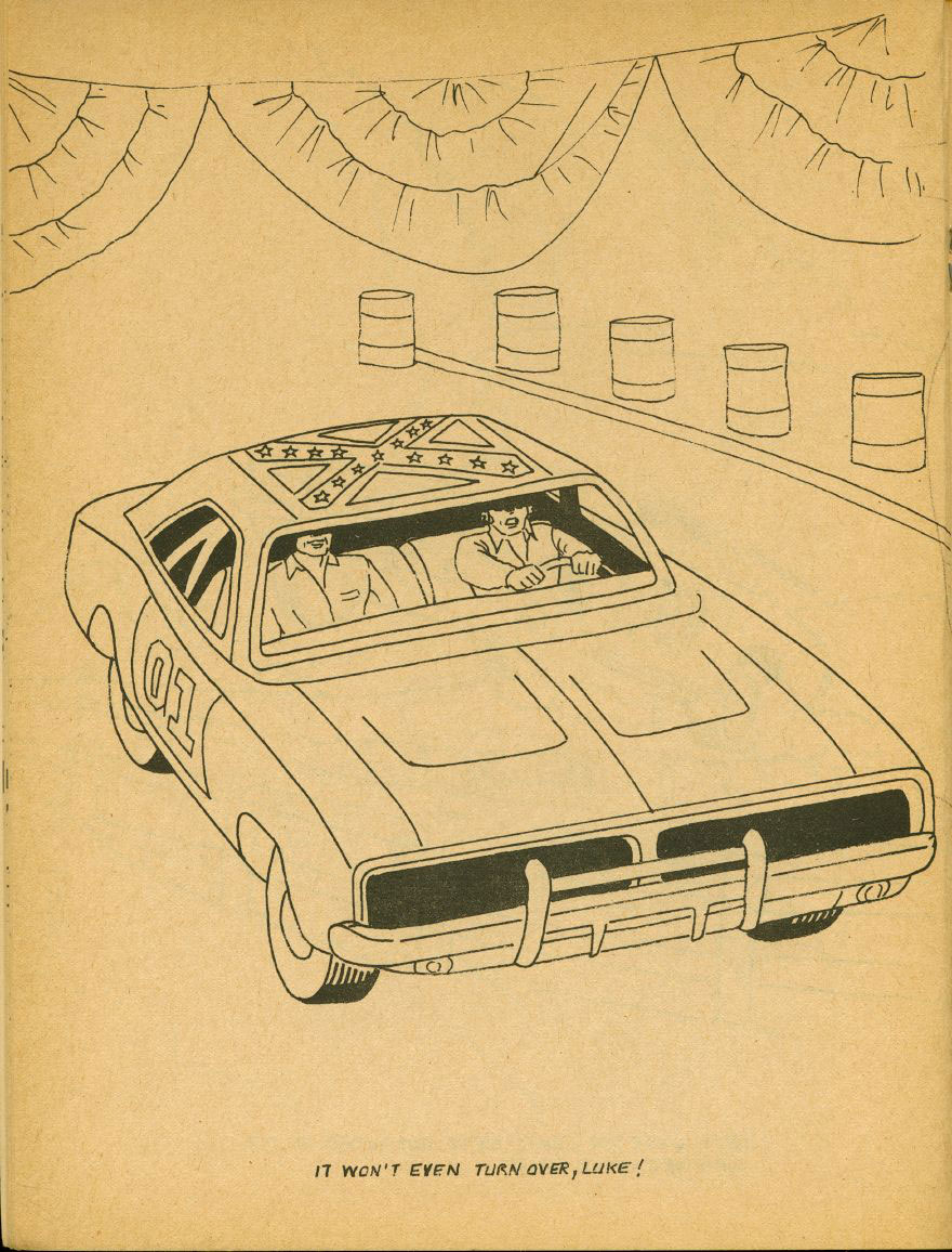 Uncategorized Dukes Of Hazzard Coloring Pages princess sparkle ponys photo blog book shelf dukes of hazzard at this point it becomes clear that the story makes no sense all