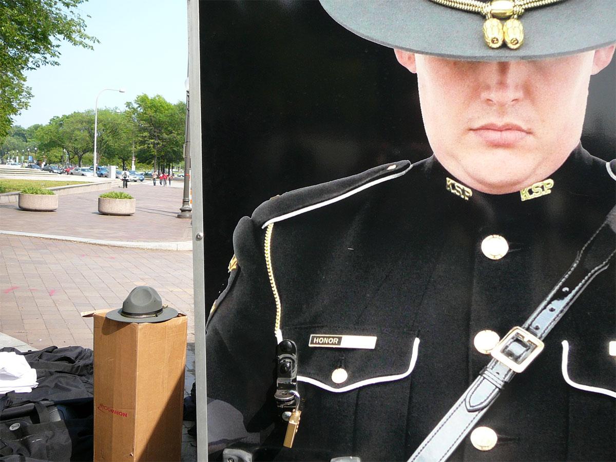Fetish military blog